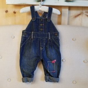 Genuine baby (Oshkosh B'gosh)denim overalls